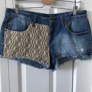 American Rag jeans short